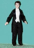 "Costumed Men (1"" scale)"